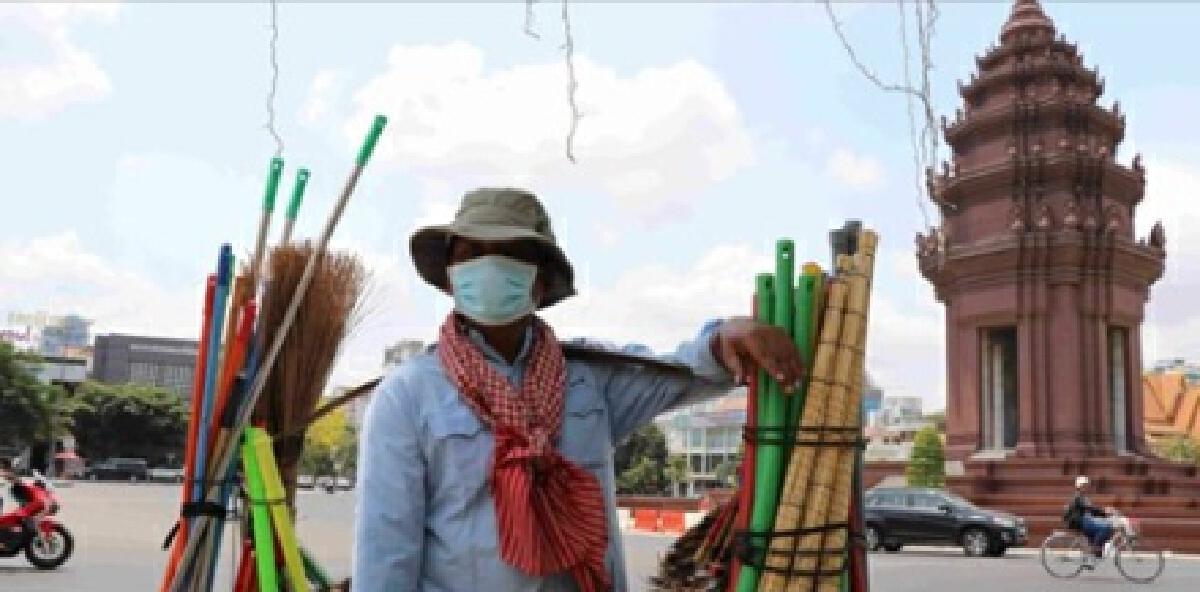 ประเทศกัมพูชาเผย พบหญิงกลับจากไทยป่วยโควิด-19 หลังกักตัวครบ 14 วัน