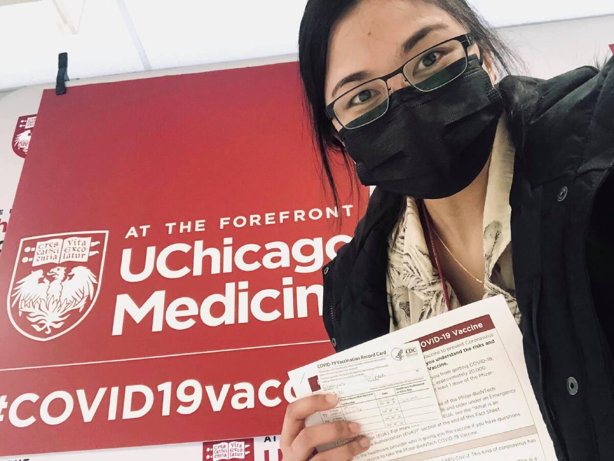 นักวิจัยสาวไทยในอเมริกา ตอบละเอียด 7 คำถาม หลังรับวัคซีนโควิด 2 เข็ม