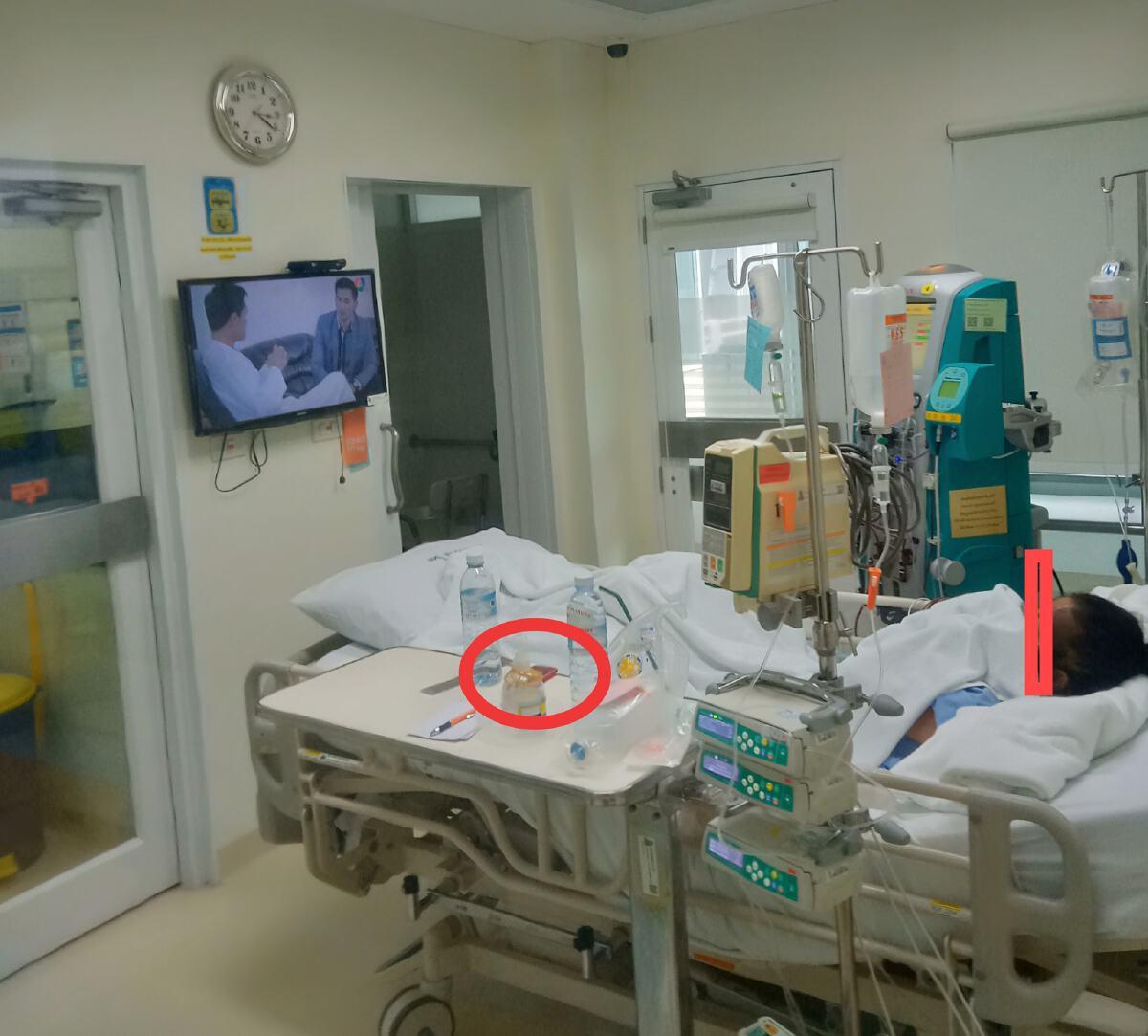 หมอศิริราช เล่าชีวิตผู้ป่วยโควิดในห้องความดันลบ สภาพจิตใจแทบสู้ไม่ไหว