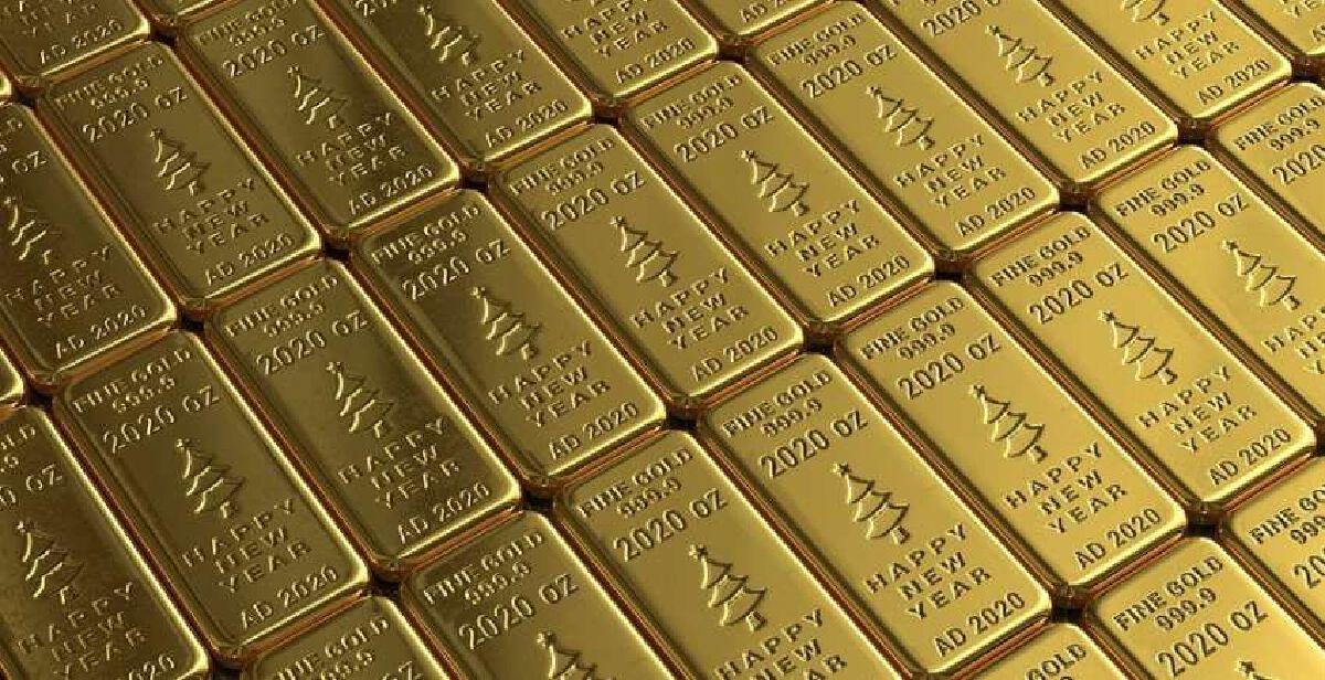 ทองคำล่าสุดวันนี้ พฤหัสบดีที่ 28 มกราคม 2564 ประกาศครั้งที่ 1 ปรับลง