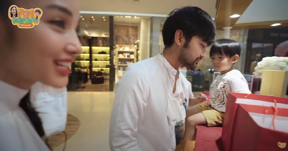 ทัวร์ลง แพท ณปภา บังคับแฟนหนุ่ม ก็อต ซื้อโดนัททองคำชิ้นละ 3900