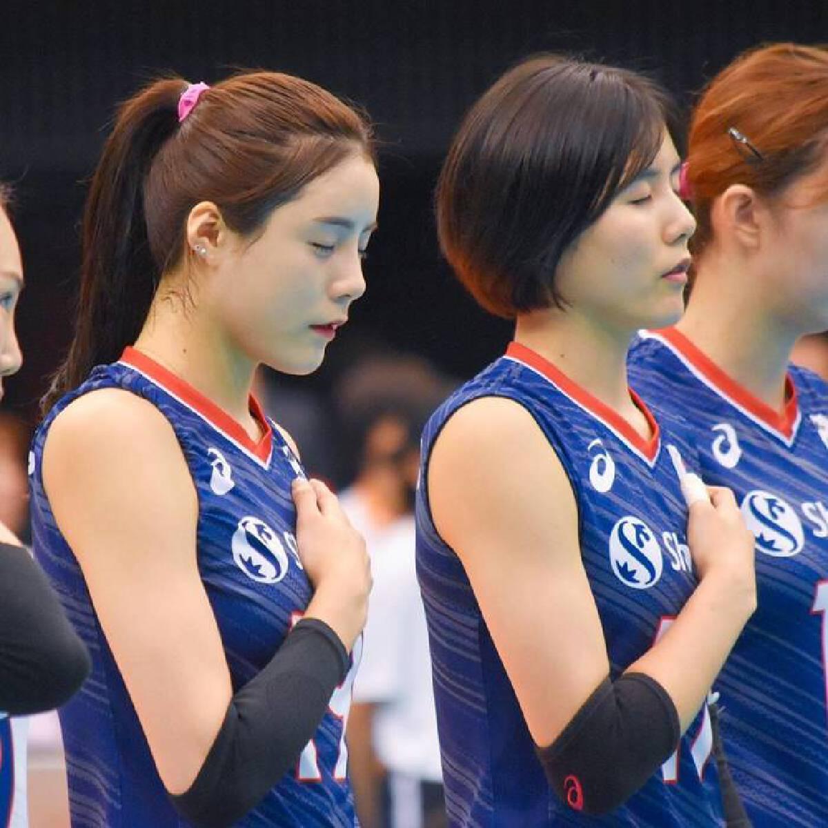 นักวอลเลย์แฝด อีดายอง - อีแจยอง โดนแบน ถูกปลดออกจากทีมชาติเกาหลีใต้
