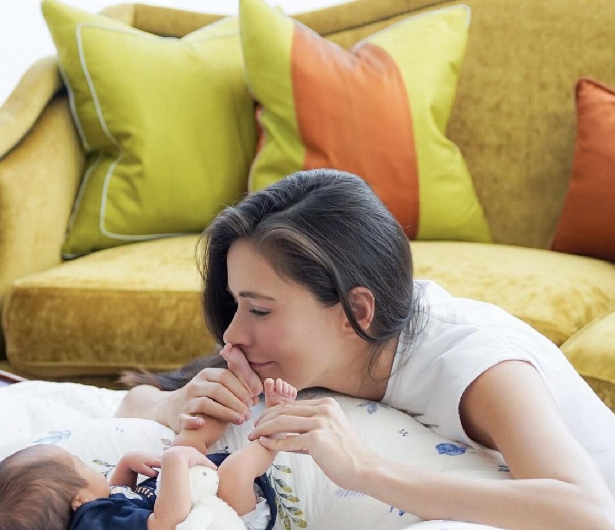 แหวนแหวน ปวริศา ประกาศจอง น้องกวินท์ ทายาทหมื่นล้าน ศรีริต้า-ไฮโซกรณ์ ให้กับลูกสาวในอนาคต
