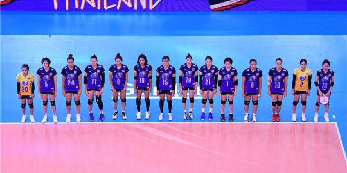 5เซียนหลุดโผ ประกาศรายชื่อ20ตบสาวไทย เก็บตัวเตรียมสู้ศึกเนชันส์ ลีก 2021