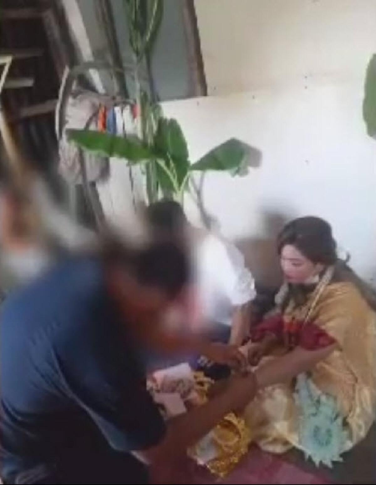 บ่าว - สาวยืมบ้านญาติจัดงานแต่งงานเปิดใจทั้งน้ำตา ตอกกลับน่าจะบอกกันดีๆ