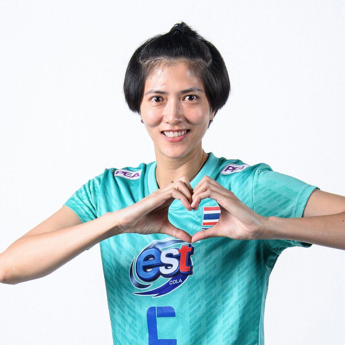ตบสาวไทยสู้สุดหัวใจ เปิดเนชั่นส์ลีก พ่าย ญี่ปุ่น 0-3เซต
