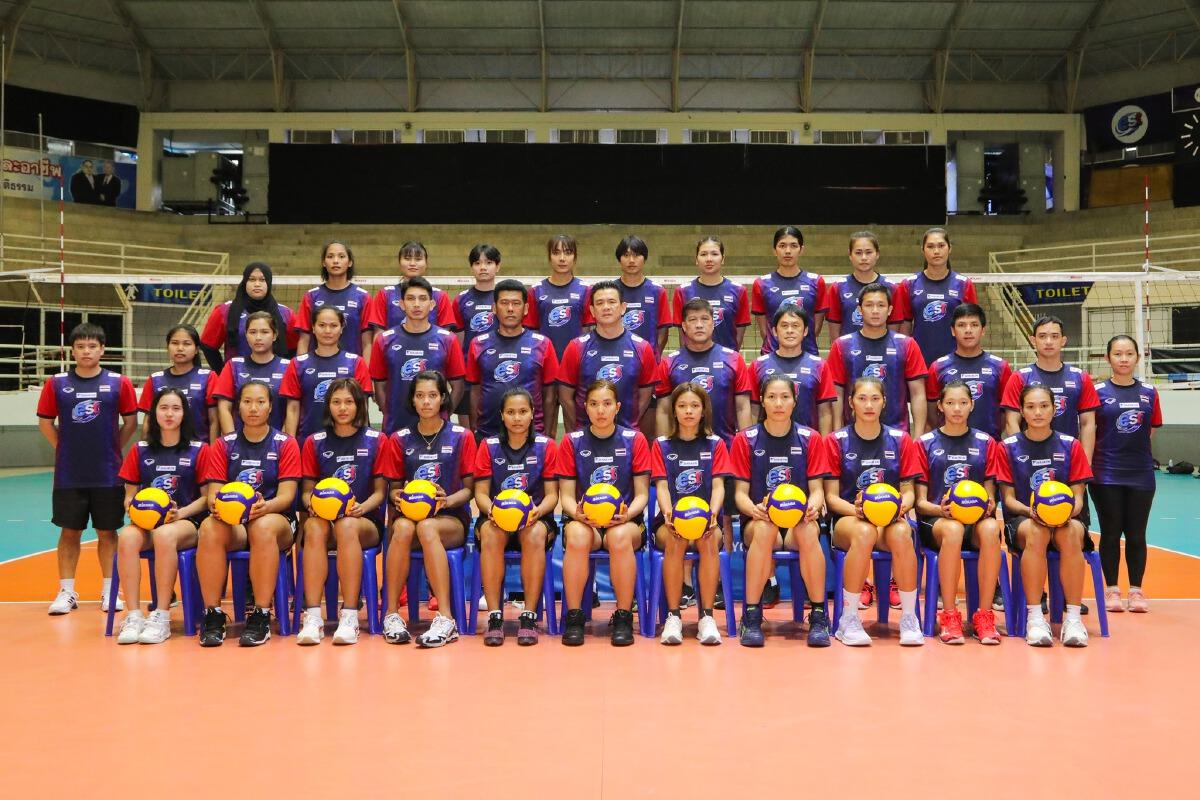 FIVBยังมั่นใจตบสาวไทยร่วมเเข่งขันได้ ไฟเขียวเปลี่ยนรายชื่อนักกีฬา