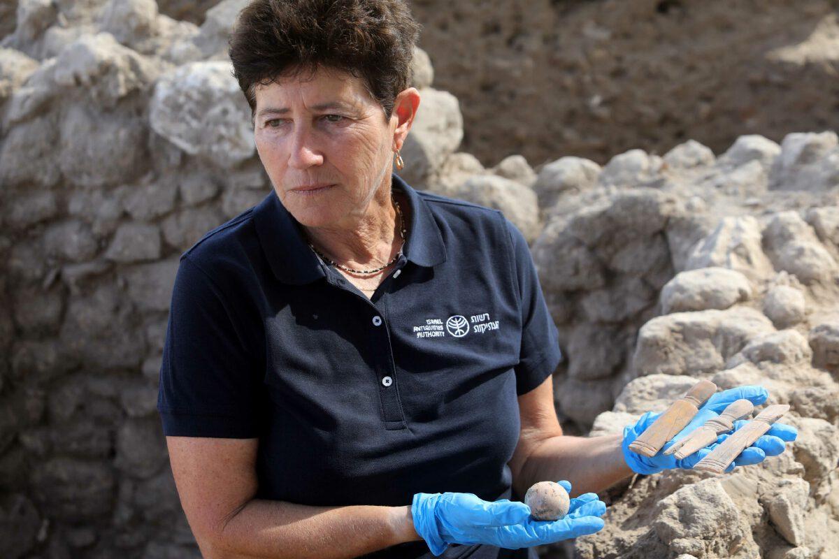 นักโบราณคดี ค้นพบ