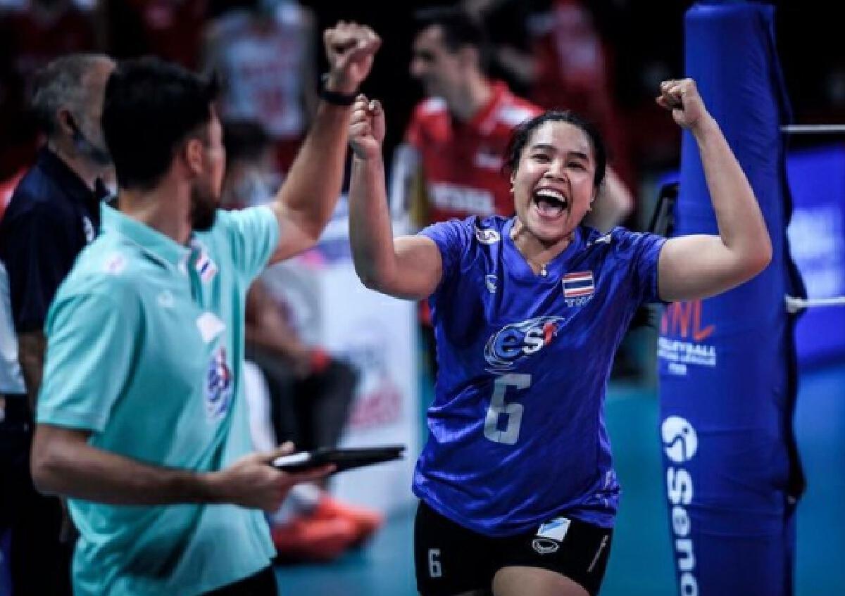 อรอุมา สิทธิรักษ์ นักวอลเลย์ทีมชาติไทย เลิกเล่น