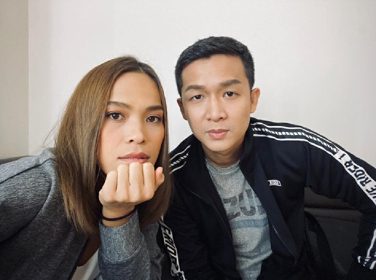 เปิดโฉมหน้าสามี กิ๊ฟ วิลาวัณย์ นักตบสาวทีมชาติไทย ดีกรีระดับทหารอากาศ