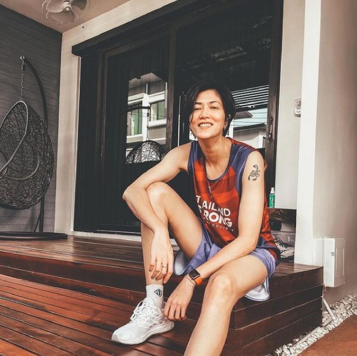 เปิดบ้าน หน่อง ปลื้มจิตร์ นักตบลูกยางสาว หลังอำลาทีมชาติไทย