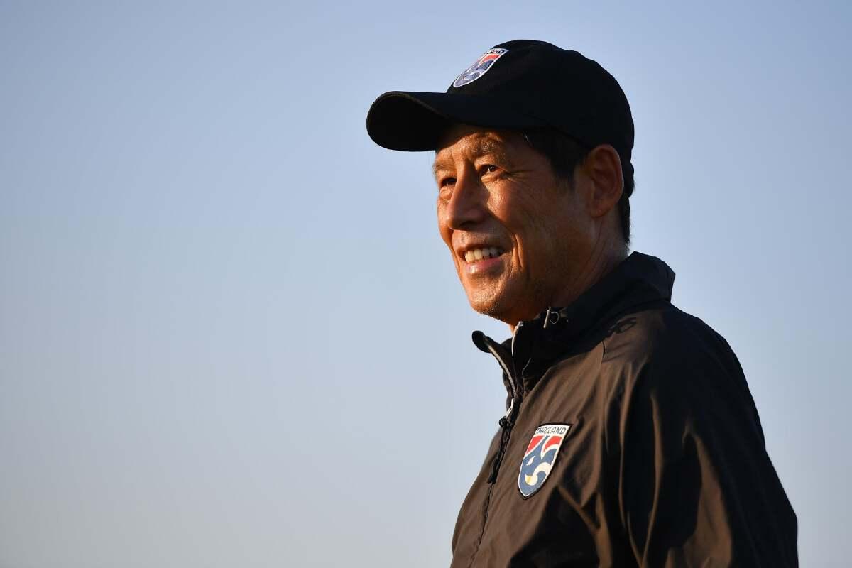 นิชิโนะ เปิดใจผ่านเอเอฟซี มุ่งมั่นพาช้างศึกเข้ารอบ3 คัดบอลโลก2022โซนอช.