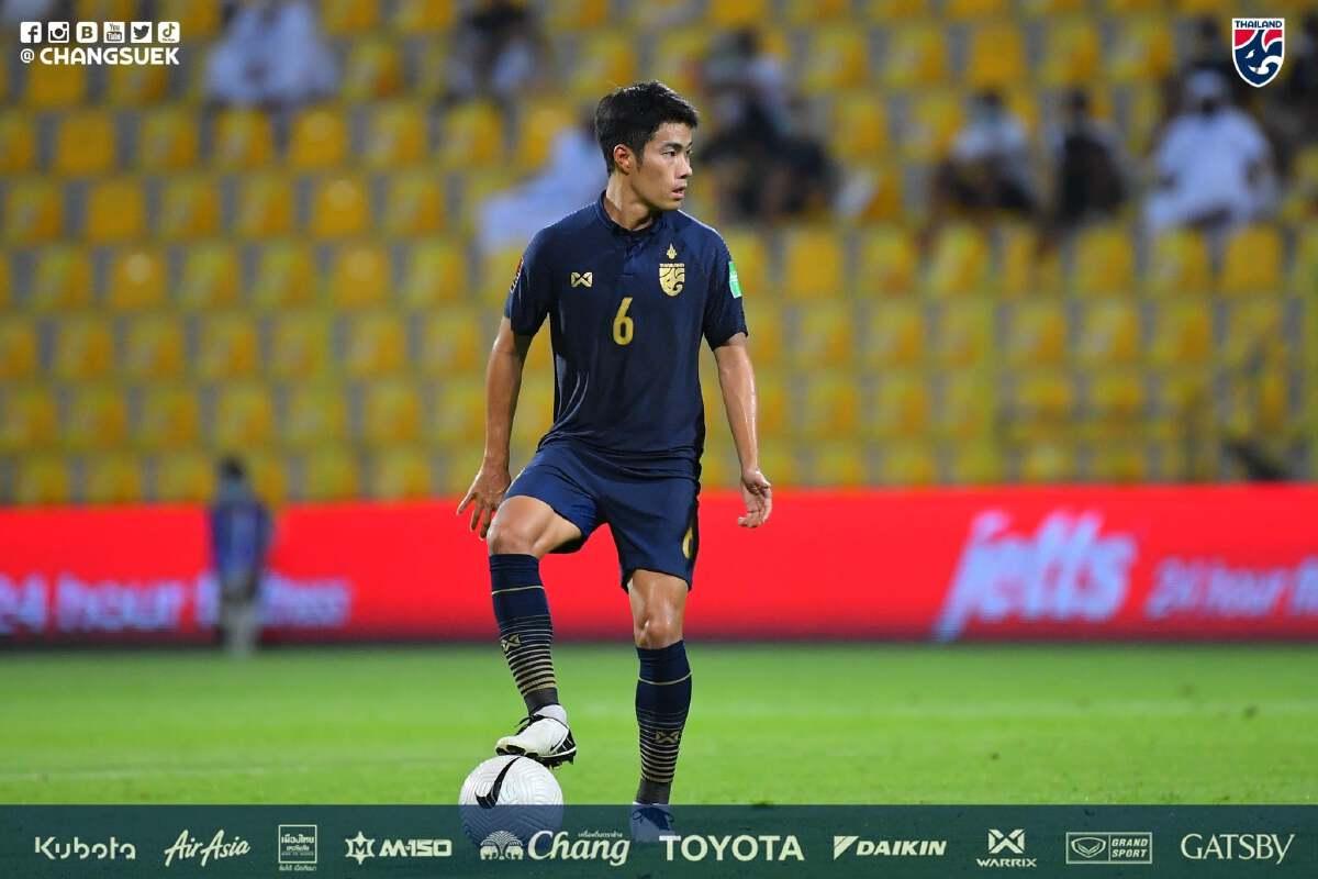 เจาะลึกช้างศึกพ่าย ยูเออี อดไปต่อรอบ 12 ทีมสุดท้าย คัดบอลโลก 2022 โซนเอเชีย