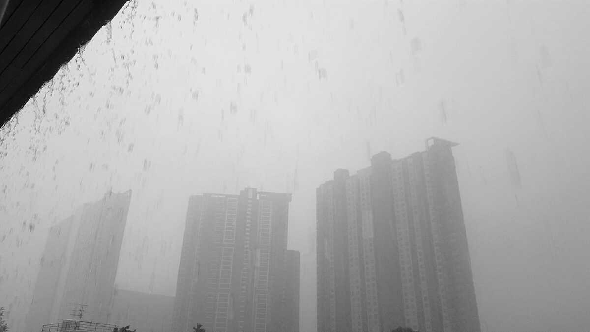 กรมอุตุฯ เตือน 10 - 12 มิ.ย. ให้ระวังอันตรายจากฝนที่ตกหนัก