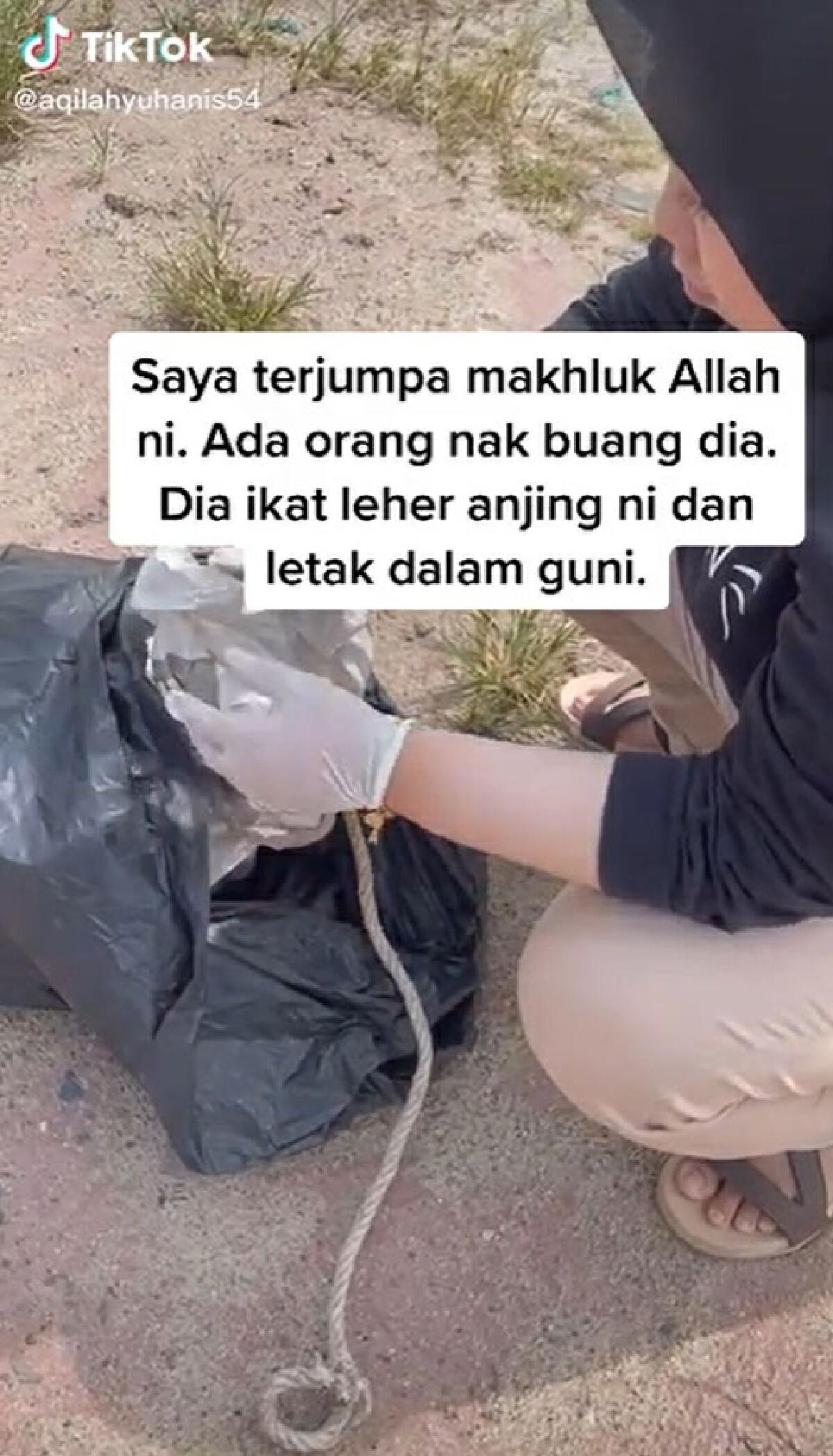 สาวมุสลิมเปิดถุงดำ ก่อนเจอชีวิตน้อยๆ รอคอยให้ช่วย ทำเอาน้ำตาไหลพราก