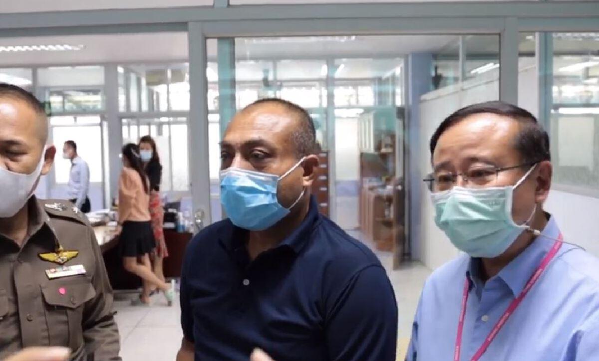 ด.ต.สิทธิชัย น้ำตาซึม รอรับเงินเยียวยา ชาครึ่งซีกเดินไม่ได้หลังฉีดวัคซีน