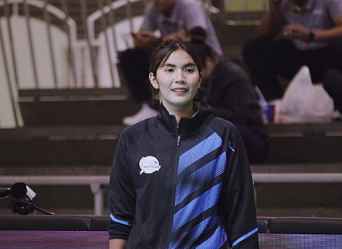 ปิยะนุช แป้นน้อย วอลเลย์บอลทีมชาติไทย