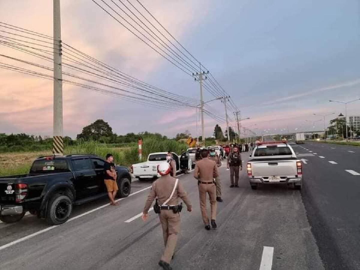หนุ่มเกรียนแก๊งรถซิ่งไม่แน่จริง โพสต์ด่าตำรวจบ่อวิน ให้สำนึกบุญคุณภาษี