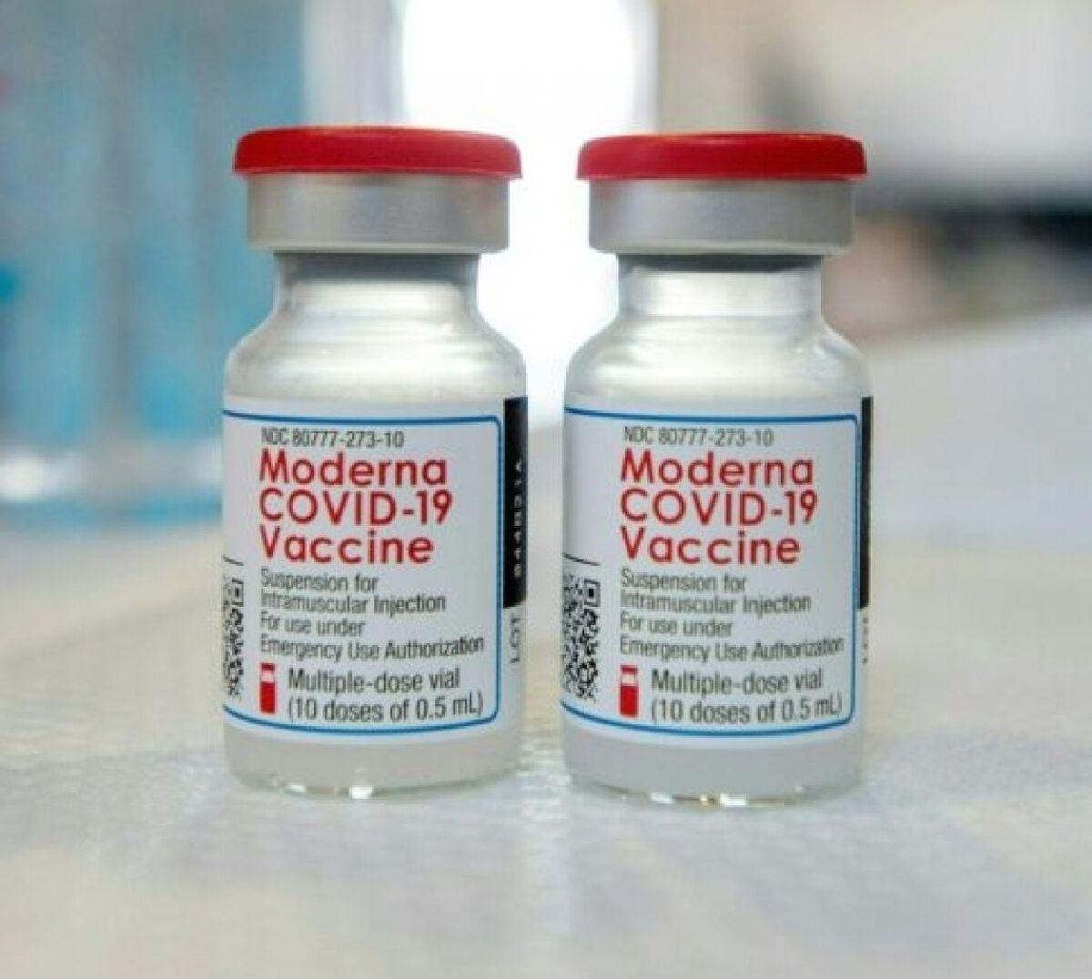 โรงพยาบาลวิภาวดี เปิดจองวัคซีนทางเลือก โมเดอร์นา