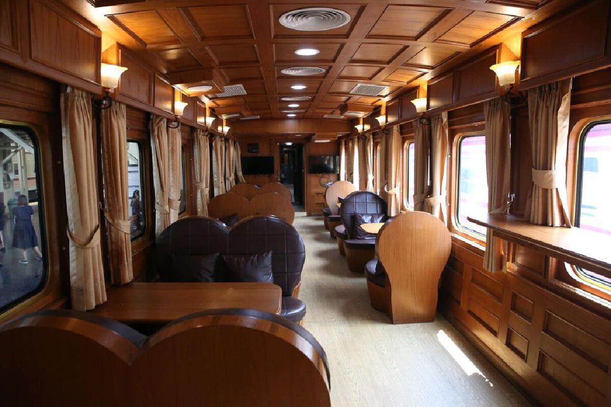 รถไฟญี่ปุ่นมือ2 ส่งต่อให้ไทยใช้ฟรีๆ