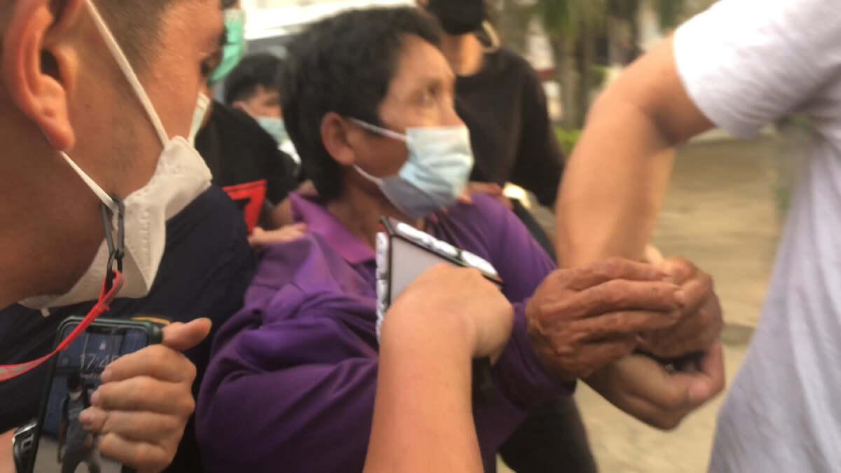 พ่อน้องจีน่า เผยอาการล่าสุด หลังลูกสาวหวาดผวาคนในครอบครัว