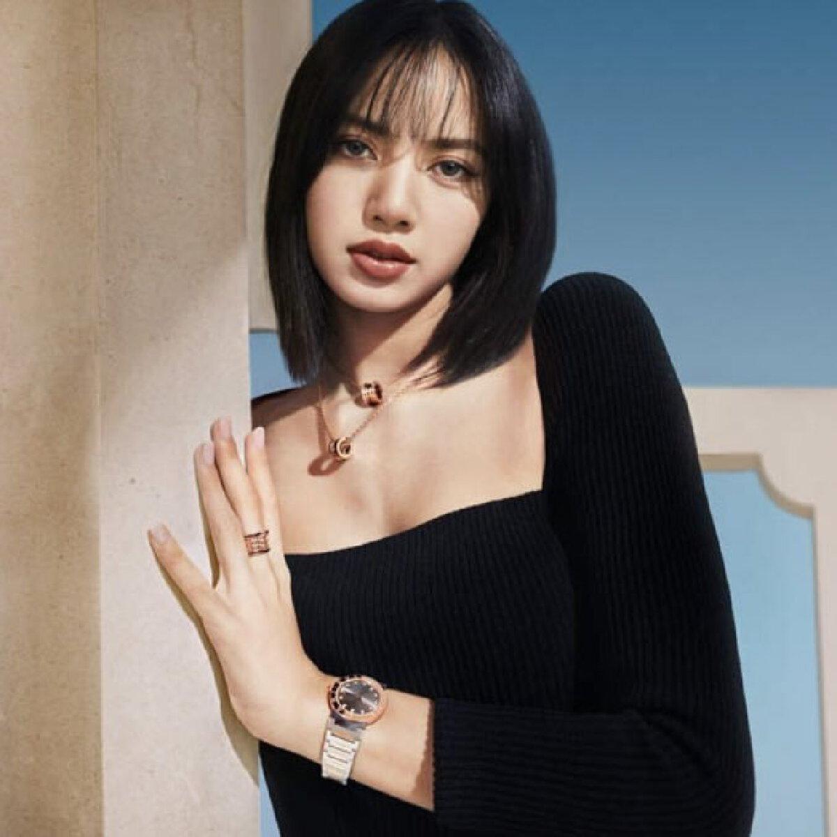 YG ห้าม ลิซ่า  BLACKPINK  ร่วมงาน BVLGARI