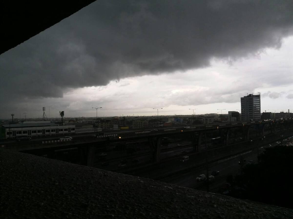 อุตุฯ ออกประกาศเตือนฉบับที่ 1 พายุคมปาซุ ฝนตกหนักถึงหนักมาก
