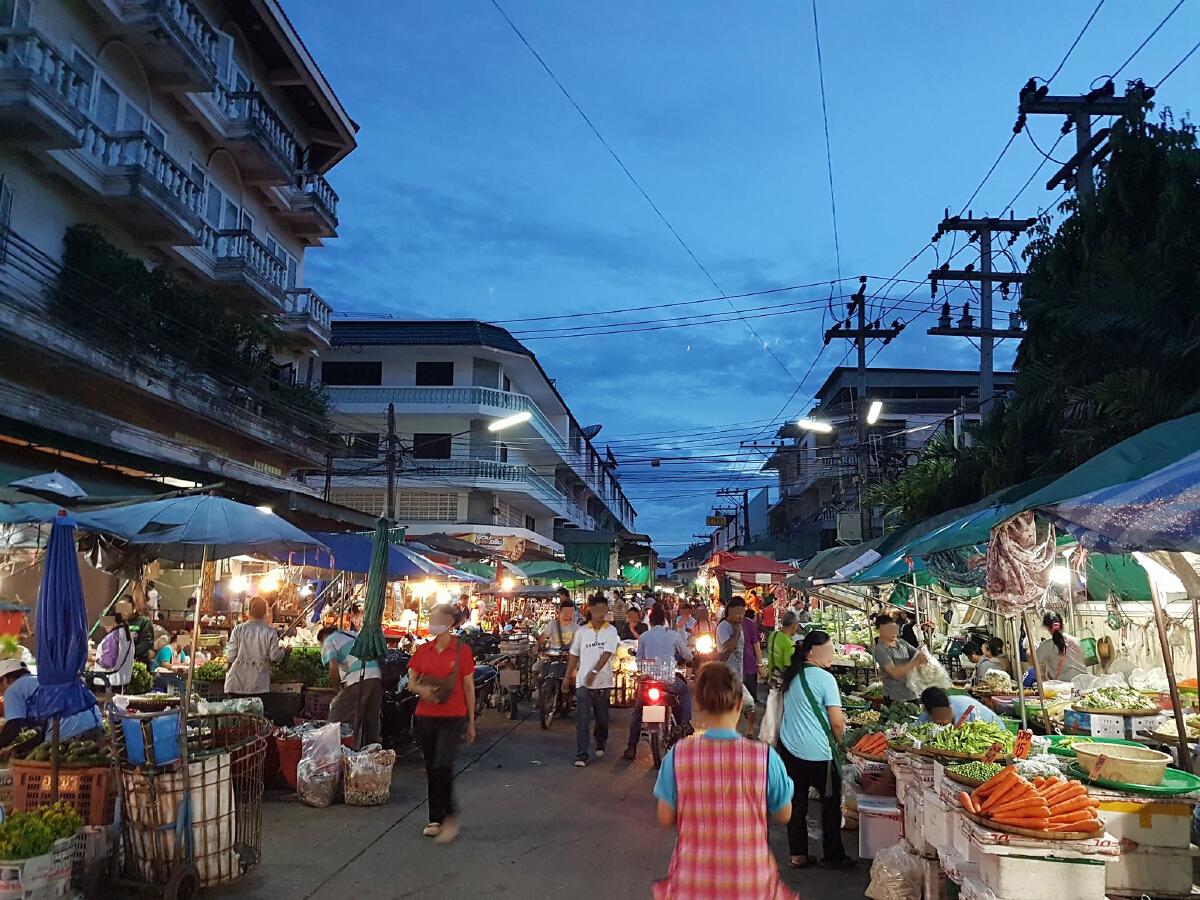 คลัสเตอร์ตลาดเมืองใหม่ อ่วมหนัก ยอดผู้ติดเชื้อเพิ่ม 478 ราย