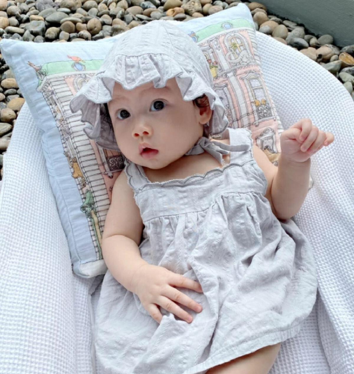 วันเกิดน้องนาตาชา นาตาลี 6 เดือน วันเกิด
