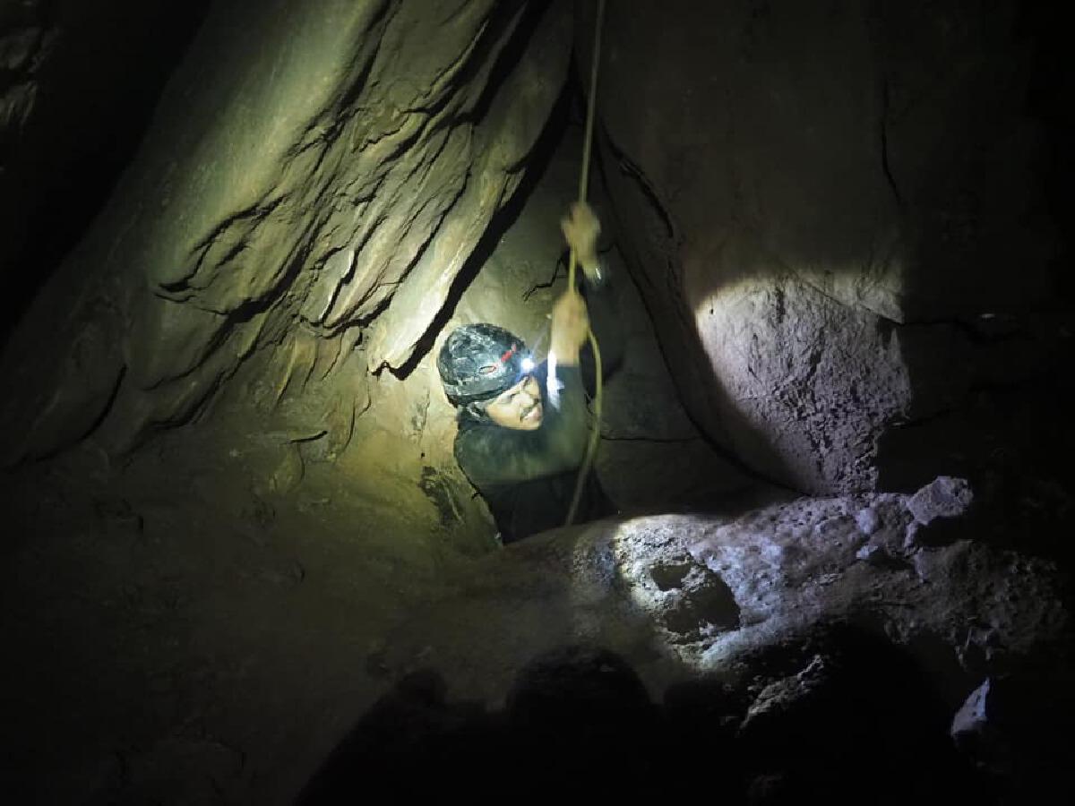 บังโฟล์ค เล่าเรื่องราวสุดขนลุก หลังเก็บมา 3 ปี ครั้งลงไปปล่องปริศนาถ้ำหลวง