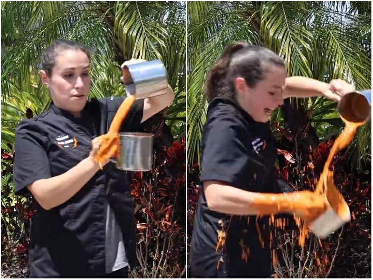 สาวต่างชาติ อยากลองทำชาชักแบบไทย สุดท้ายยกให้เป็น ชาที่ชงยากที่สุดในโลก